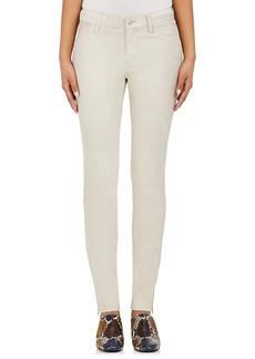 J Brand Women's Suede Skinny Jeans