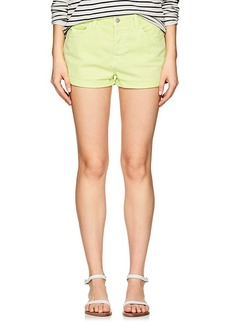 J Brand Women's Sun Gracie Denim Shorts
