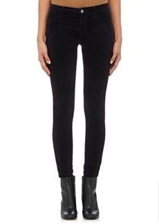 J Brand Women's Super Skinny Velvet Jeans