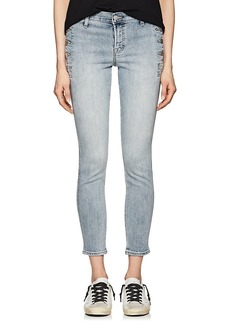J Brand Women's Zion Mid-Rise Skinny Jeans