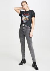 J Brand x Elsa Hosk Saturday Jeans