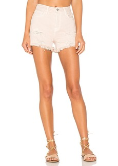 J Brand x Revolve High Rise Cut Off Short. - size 23 (also in 24,25,26,27,28,29,30)