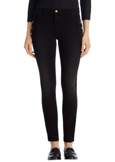 J Brand 'Zion' Button Pocket Crop Skinny Jeans (Defiance)