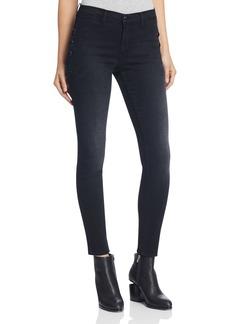 J Brand Zion Button Pocket Skinny Jeans