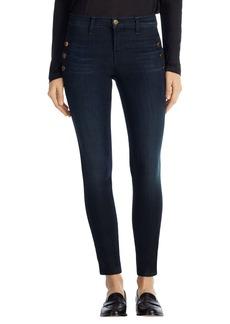 J Brand 'Zion' Button Skinny Jeans