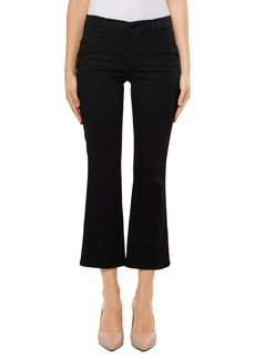 J Brand Zion Crop Flare Jeans (Vanity)