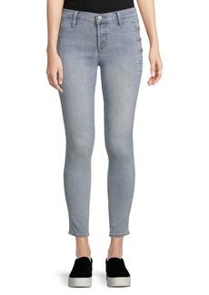 J BRAND Zion Cropped Skinny Jeans
