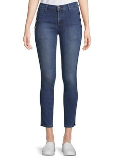 Zion Cropped Skinny Jeans