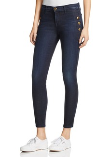 J Brand Zion Mid Rise Skinny Jeans in Transformation