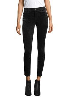 Zion Skinny Velvet Jeans