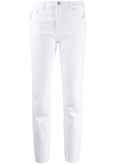 J Brand Jhonny mid-rise jeans