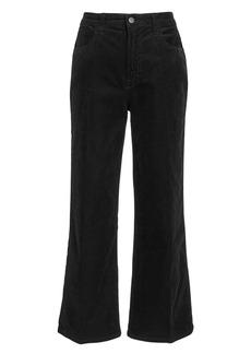 J Brand Joan Corduroy Cropped Pants