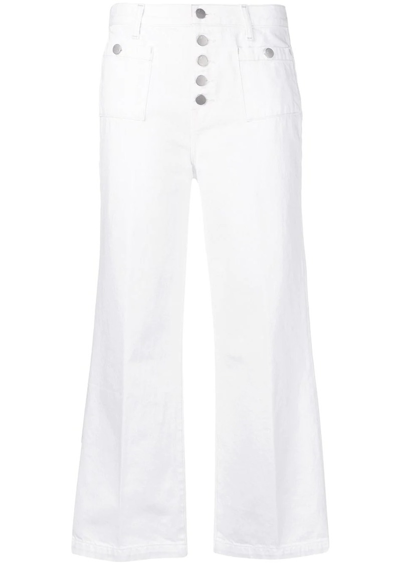 J Brand Joan cropped jeans