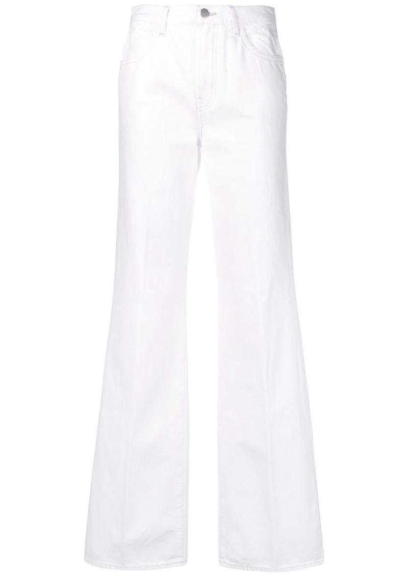 J Brand Joan wide-leg jeans