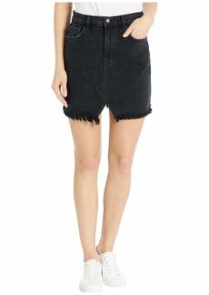 J Brand Jules High-Rise Skirt