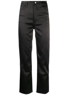 J Brand Jules high-rise trousers