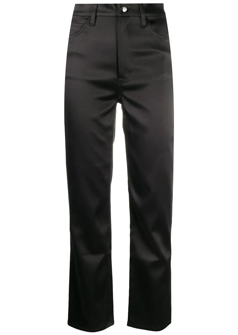 J Brand Jules high-rise trousers