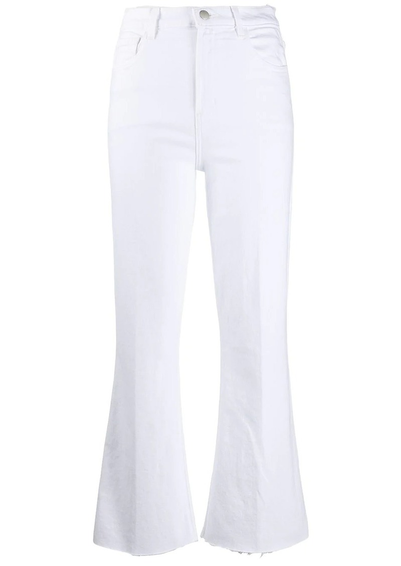 J Brand Julia flared jeans