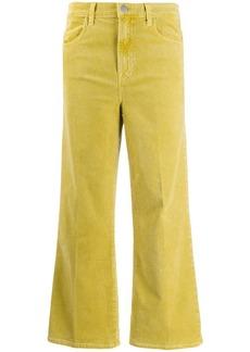 J Brand kickflare corduroy trousers