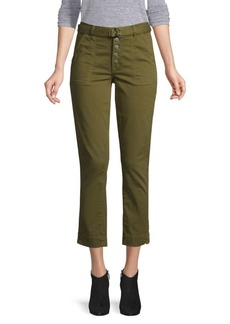 J Brand Kyrah High-Rise Utility Pants