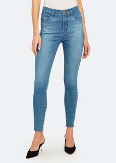 J Brand Leenah High Rise Skinny Ankle Jeans