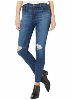 J Brand Leenah High-Rise Skinny in Arcade Destruct