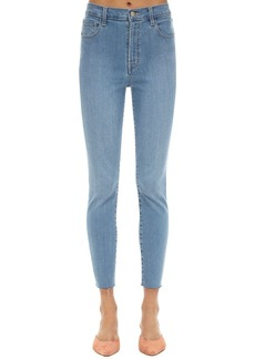 J Brand Leenah High Skinny Stretch Denim Jeans