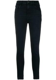 J Brand Leenah skinny high-rise jeans