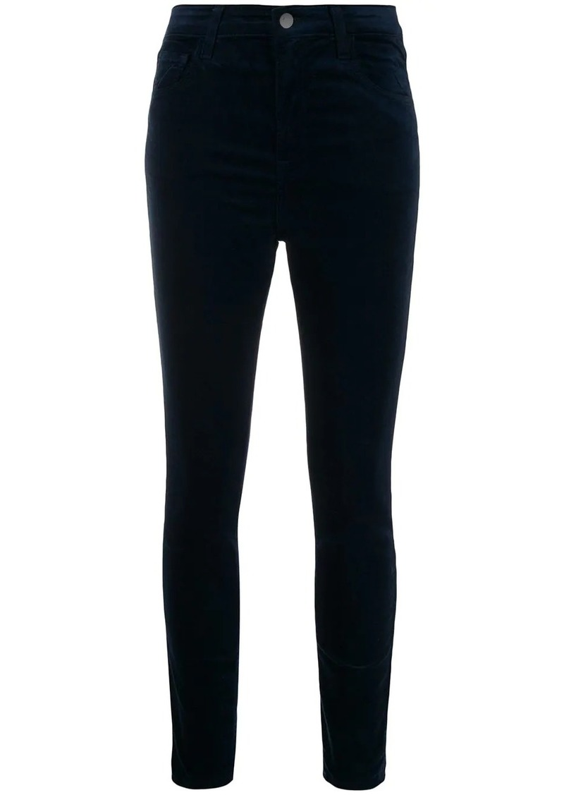 J Brand Leenah slim-fit trousers
