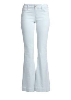 J Brand Lovestory Flared Jeans