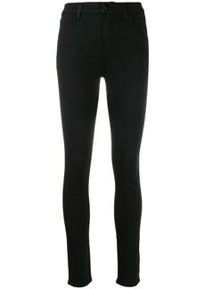 J Brand low-waist skinny jeans