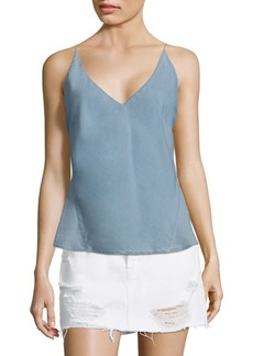 J Brand Lucy Chambray Camisole