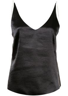 J Brand Lucy silk top