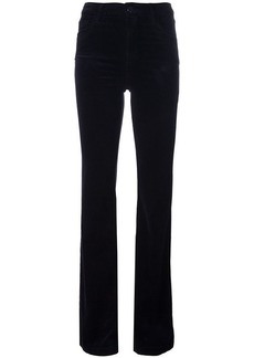 J Brand 'Maria' flared trousers