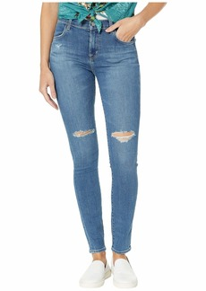 J Brand Maria High-Rise Skinny in Motion
