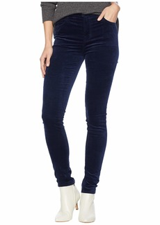 J Brand Maria High-Rise Skinny in Night Out