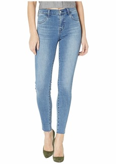 J Brand Maria High-Rise Skinny in Vega