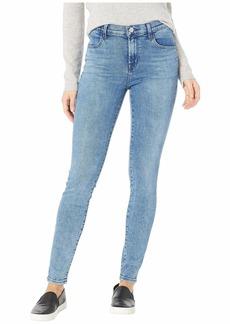 J Brand Maria High-Rise Skinny Jeans in Meteor