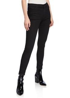 J Brand Maria Vanity High-Rise Skinny Jeans