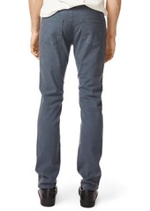 J Brand Men's Kane Straight-Leg Lightweight Cotton-Linen Pants