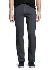 J Brand Men's Kane Straight-Fit Washed Melange Jeans