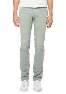 J Brand Men's Tyler Slim-Fit Distressed Stretch Twill Pants