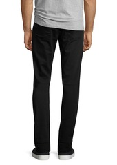 J Brand Men's Tyler Taper-Fit Jeans  Seriously Black
