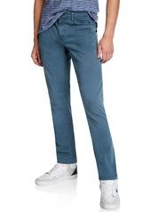 J Brand Men's Tyler Torn & Thrashed Denim Jeans