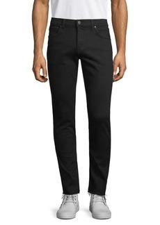 J Brand Mick Frayed Trim Jeans