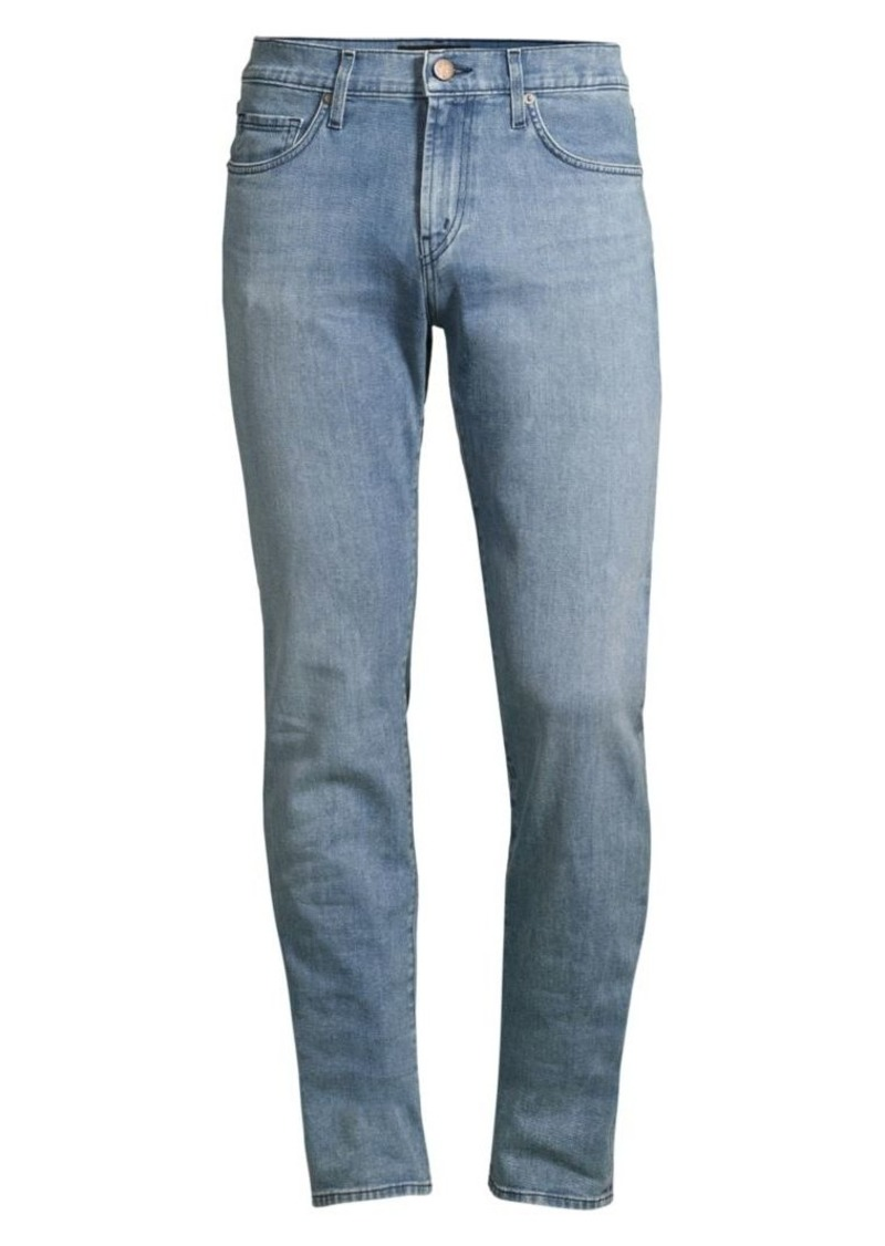 J Brand Mick Low-Rise Skinny Jeans