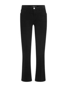 J Brand Mid-Rise Cropped Corduroy Pants