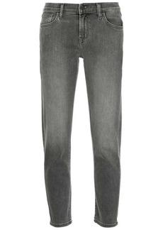 J Brand mid-rise skinny trousers