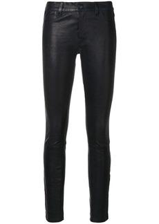 J Brand mid rise stretch pants