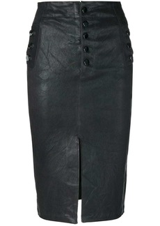 J Brand Natasha pencil skirt